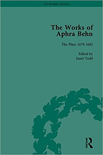 The Pickering Masters: The Works of Aphra Behn