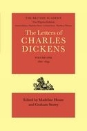 The British Academy/The Pilgrim Edition of the Letters of Charles Dickens, Vol. 1: 1820–18391820–1839