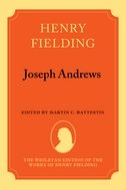The Wesleyan Edition of the Works of Henry Fielding: Joseph Andrews