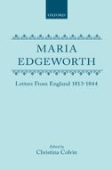 Maria Edgeworth: Letters from England 1813–1844