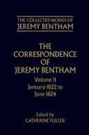 The Collected Works of Jeremy Bentham: The Correspondence of Jeremy Bentham, Vol. 11: January 1822 to June 1824January 1822 to June 1824