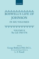 Boswell's Life of Johnson, Vol. 2: The Life (1766-1776)The Life (1766-1776)