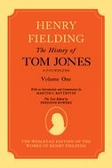 The Wesleyan Edition of the Works of Henry Fielding: The History of Tom Jones: A Foundling, Vol. 1A Foundling