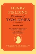 The Wesleyan Edition of the Works of Henry Fielding: The History of Tom Jones: A Foundling, Vol. 2A Foundling