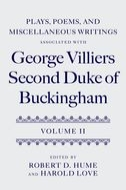 Plays, Poems, and Miscellaneous Writings associated with George Villiers, Second Duke of Buckingham, Vol. 2