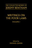 The Collected Works of Jeremy Bentham: Writings on the Poor Laws, Vol. 1