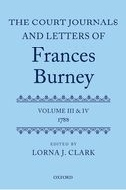 The Court Journals and Letters of Frances Burney, Vol. 3: 1788