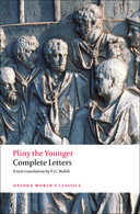 Oxford World's Classics: Pliny the Younger: Complete Letters