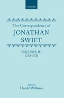 The Correspondence of Jonathan Swift, Vol. 3: 1724-17311724-1731